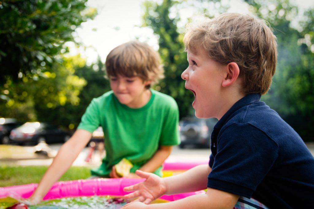 Kinderfeestje vlakbij Helmond